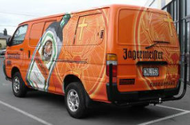 jagermeister vehicle wrap(copy)(copy)